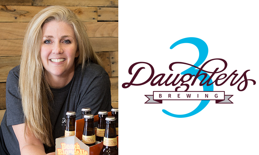 Leigh Harting - 3 Daughters Brewing