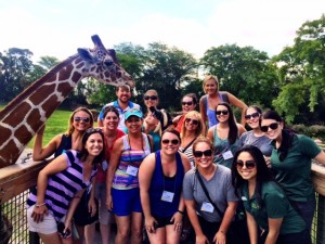 Press trips go digital at the PRSA Travel + Tourism Conference. Attendees converged on Busch Gardens for a day-long workshop to learn the tricks of the trade.